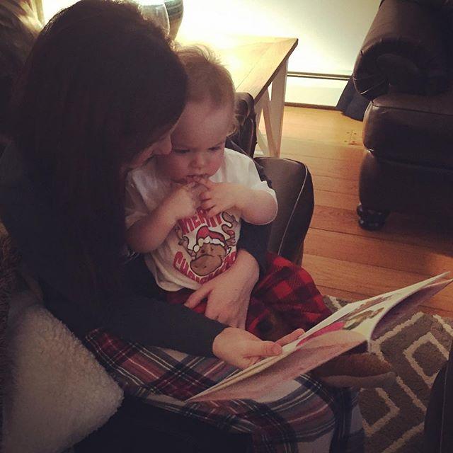 bedtime Christmas stories ? #merrychristmoose
