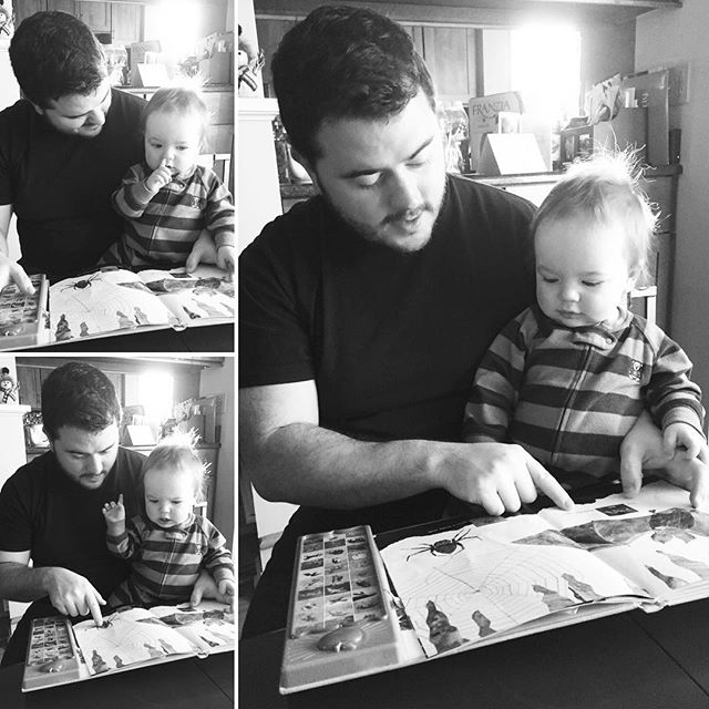 morning stories with my boys...  #topleftfingerinthenose